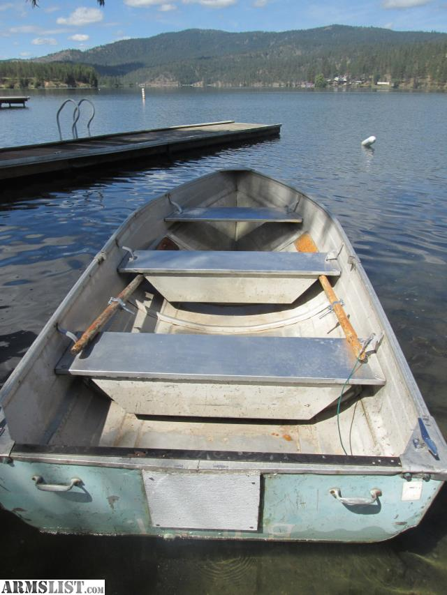 12 Ft Mirrocraft Aluminum Boat Pictures to Pin on ...