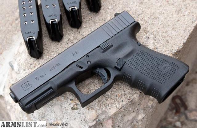 ARMSLIST - For Sale: New Glock 19 Gen4