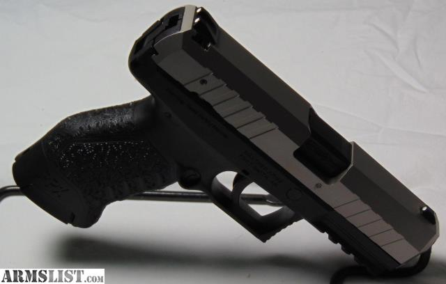 ARMSLIST - For Sale: Walther PPX 9 mm Two-Tone Stainless NIB