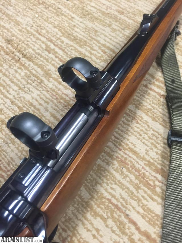 ARMSLIST - For Sale: Ruger M77 30-06 with Scope Mounts