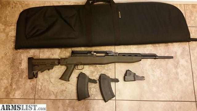 Armslist for sale norinco sks tapco stocked