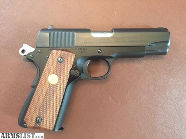 ARMSLIST - For Sale: Colt Commander .45 1911