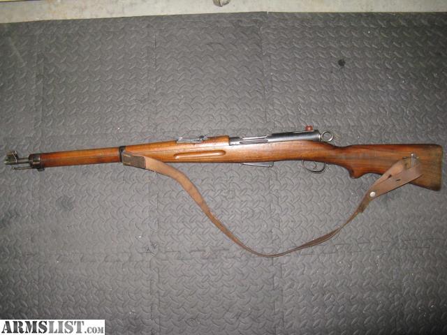 ARMSLIST - For Sale: Swiss K11 Rifle