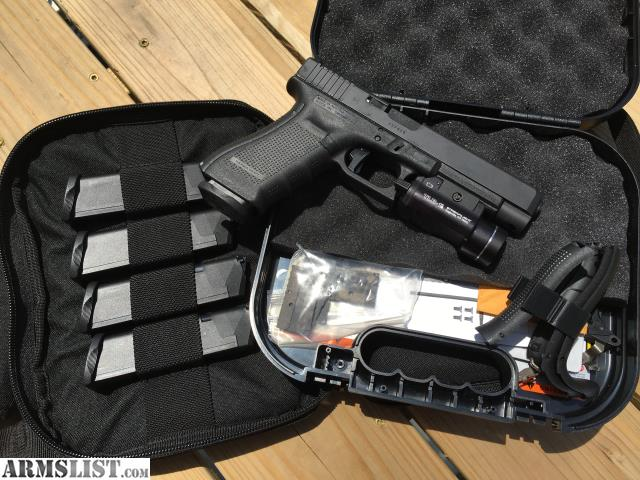 Armslist For Sale Trade Lnib Glock 34 Mos 5 Mags