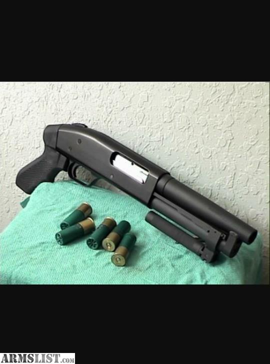 ARMSLIST - For Trade: Glock 36 for mini pump
