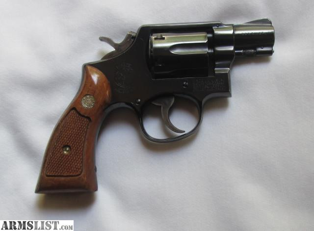 Smith Wesson Model 10 Serial Number Hookup