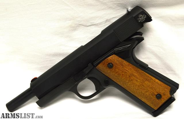 ARMSLIST - For Sale: USED Rock Island Armory M1911-A1 GI ...