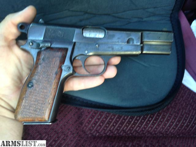 5 Little-Known Facts About the FN Browning High Power