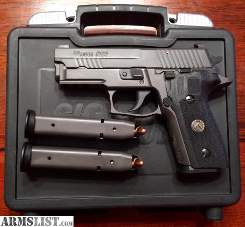 For Sale Trade Sig Sauer P229 9mm Tacpac With: For Sale/Trade: Sig Sauer P229 Legion Series 9mm