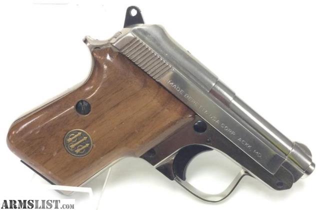 Beretta 950 Serial Numbers