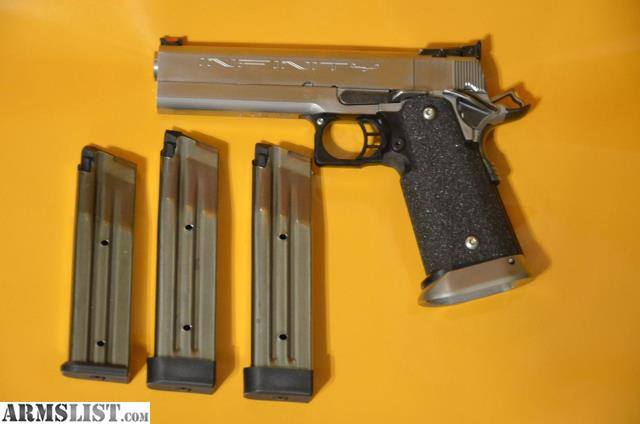 ARMSLIST - For Sale: infinity/sti 2011 limited race gun