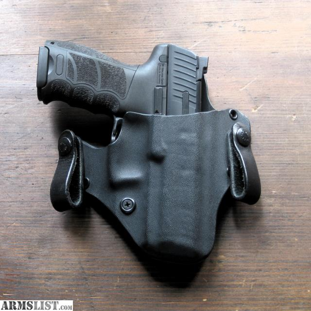For Sale: JM Custom Kydex IWB Holster, HK P30