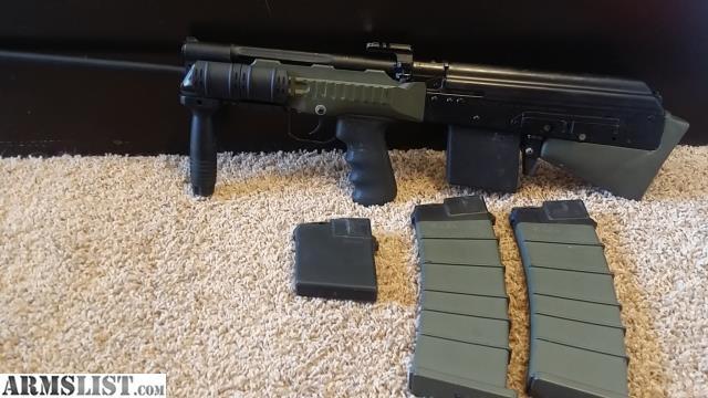 Armslist For Sale Custom Saiga 410 Bullpup