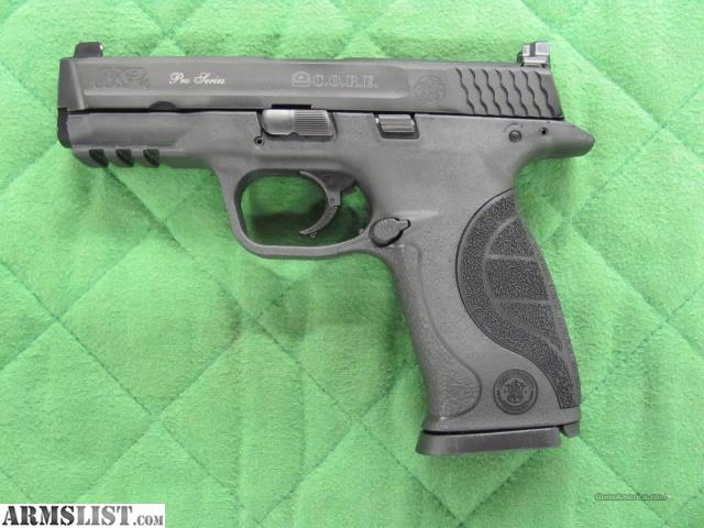 Armslist for sale trade smith and wesson m p core 40 for M p ported core 9mm