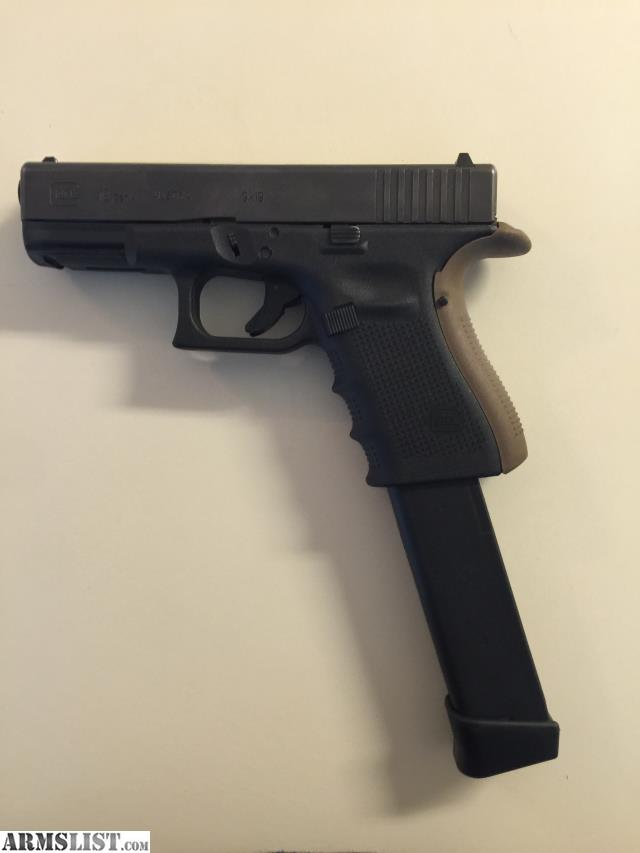 armslist for trade gen 4 glock 19 with glock dark earth