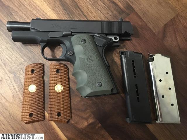 Armslist For Sale Colt 1911 Mk Iv Series 80 Lightweight