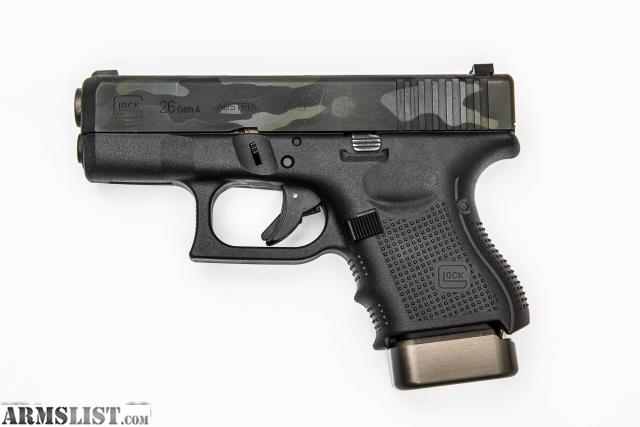Armslist For Sale New Glock 26