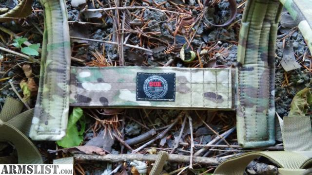 Armslist For Sale Soe Gear Nsw Chest Rig By Original