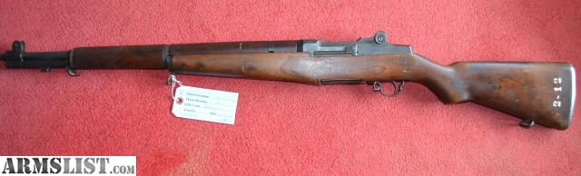 Armslist for sale h r m1 garand 30 06 springfield 24 for H r motors san antonio