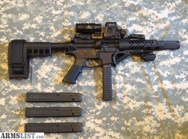 Armslist For Sale Custom Built Colt Ar 9 Pistol