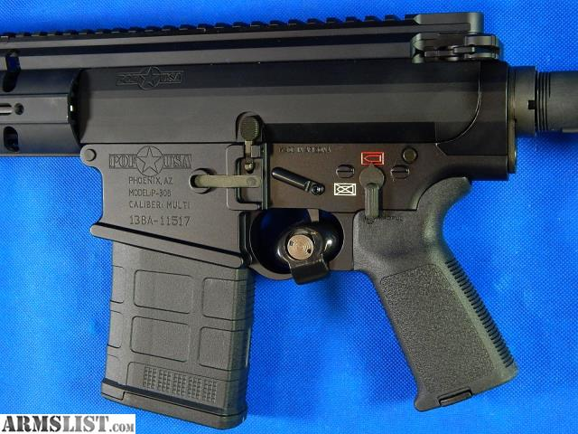 ARMSLIST - For Sale: POF USA P-308 | .308/7.62 NATO | Semi