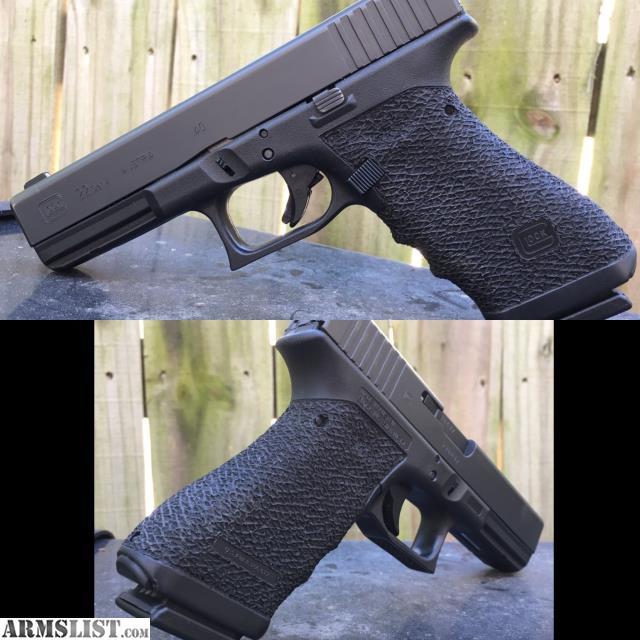 ARMSLIST - For Sale/Trade: Glock 22 Gen 4/ custom work