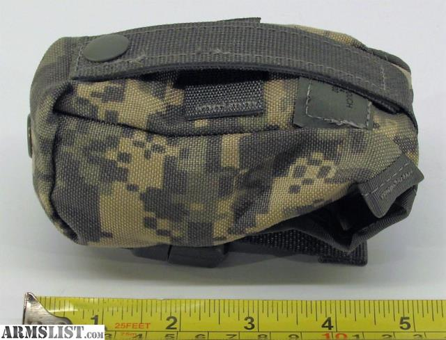 Armslist For Sale Molle Ii Flash Bang Grenade Pouch Nsn 8465 01