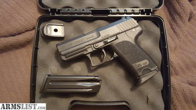 Barbourville (KY) United States  city pictures gallery : ARMSLIST For Sale: REDUCED! HK USP Compact 9mm