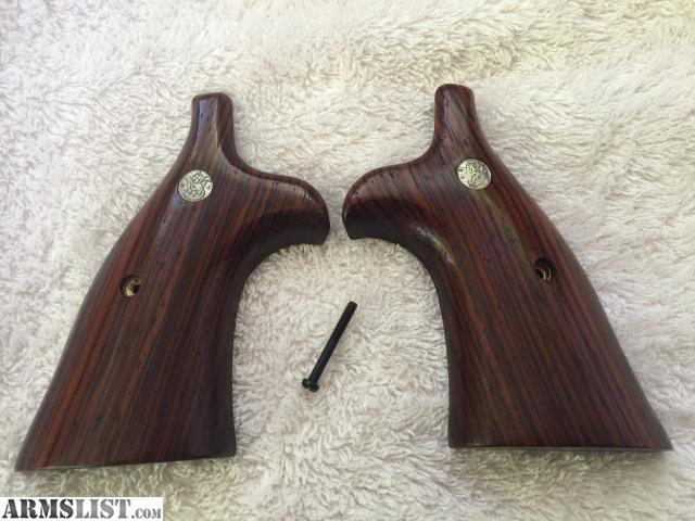 Glasses Frame Grips : ARMSLIST - For Sale: Herrett cocobolo grips for S&W N-frames