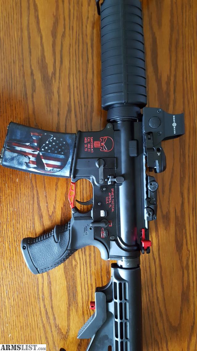 Armslist For Sale Ar15 5 56 223 Spikes Punisher