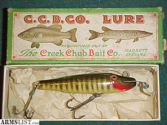 Armslist want to buy fishing lures for Vintage fishing tackle