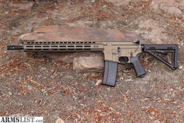 Armslist For Sale Custom Burnt Bronze Ar 15
