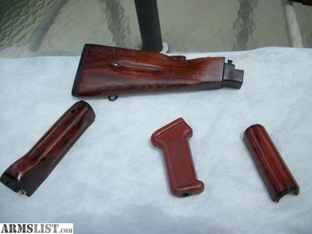 armslist for sale ak74 woodfurniture