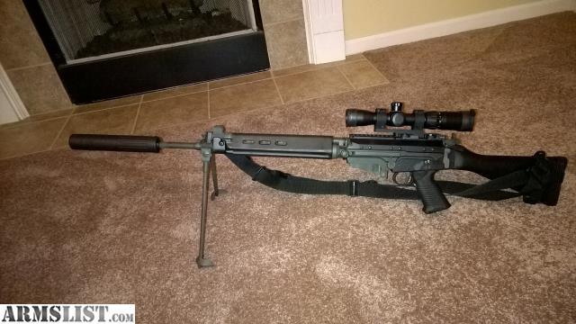 FN FAL PARA 762x51 308 Guns t Guns
