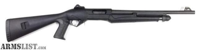 ARMSLIST - For Sale: Benelli SuperNova Pump Shotgun ...