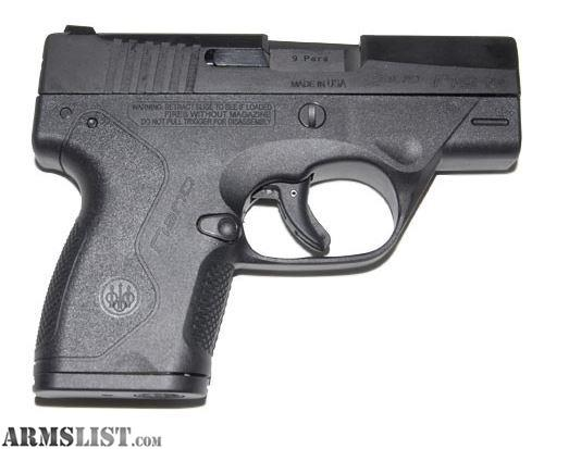 owners manual for a 94 beretta nano 9mm