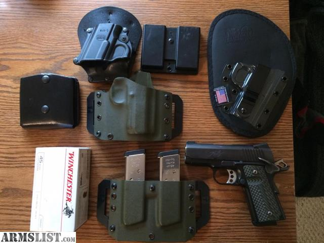 ARMSLIST - For Sale: Kimber Ultra Carry II with night ...