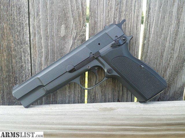 Armslist For Sale Custom Browning Hi Power