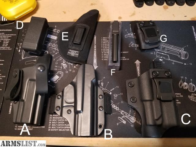armslist for sale glock 19 gen 4 holstersaccessories