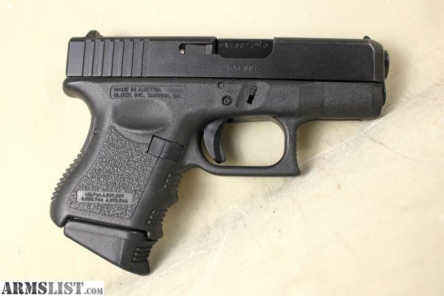 Glock 27 Gen 3 ARMSLIST - For Sale: G...