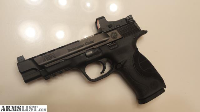 Armslist for sale trade s w m p core performance center 9mm for M p ported core 9mm