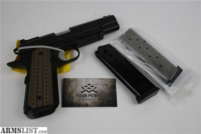 Armslist for sale nighthawk custom costa recon 1911 for Jardine 1911