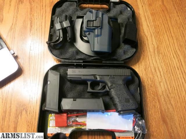 armslist for sale glock 19 gen 4 new w holster