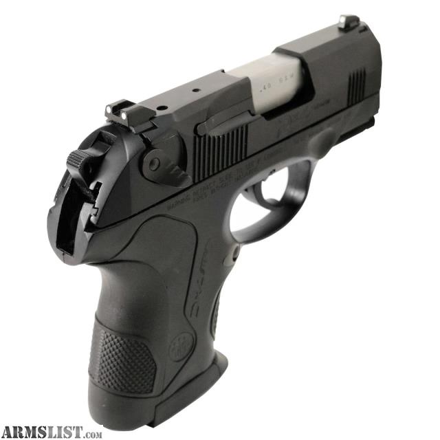 Beretta Px4 Storm 40 S W Compact Semiautomatic Pistol: For Sale: Beretta Sub-Compact PX4 Storm 40 S&W