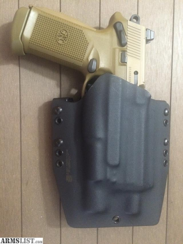ARMSLIST - For Sale/Trade: FNX 45 Tactical
