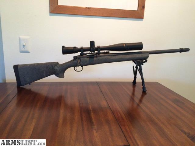 Armslist For Sale Remington 700 Sps Aac Sd Tactical