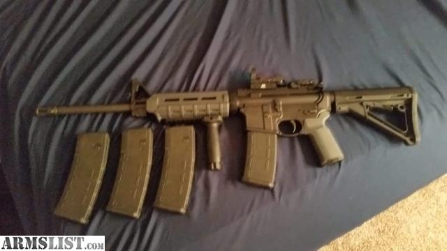 Armslist for sale ar15 plus 4 pmags 1 000 obo for Furniture 4 less las vegas