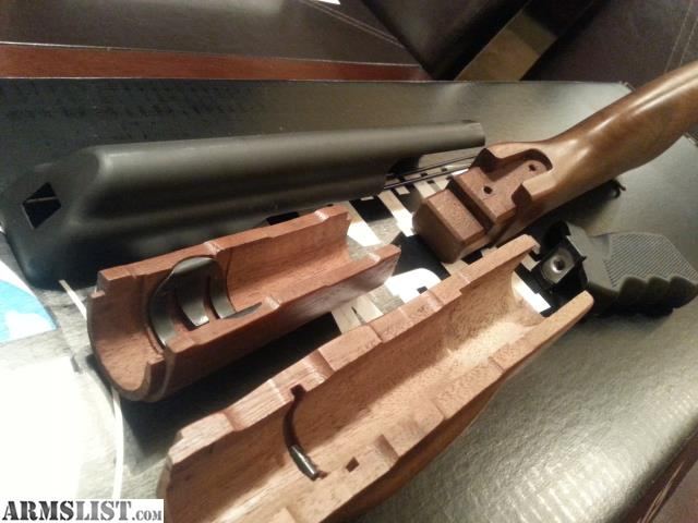 Armslist For Sale Ak47 Akm Upgraded Parts Kit Wood Furniture Set Dust Cover Pistol Grip