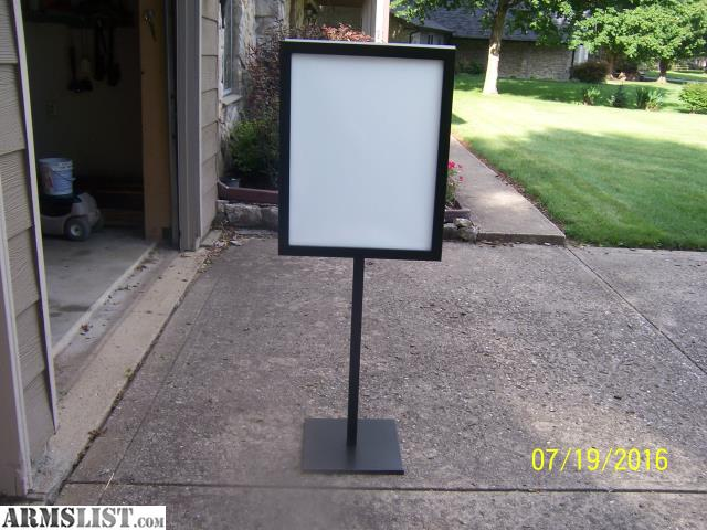 Trade Stands For Sale : Armslist for sale trade target stands