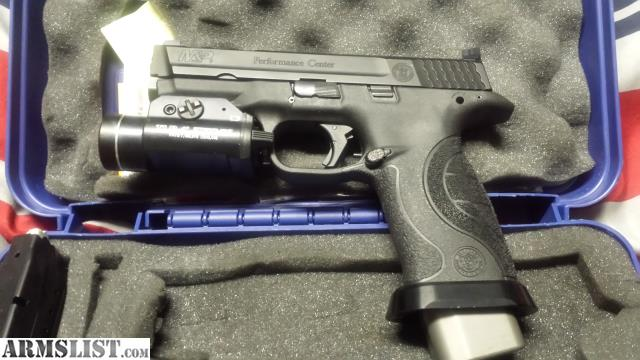 Armslist for sale m p ported core 9mm for M p ported core 9mm